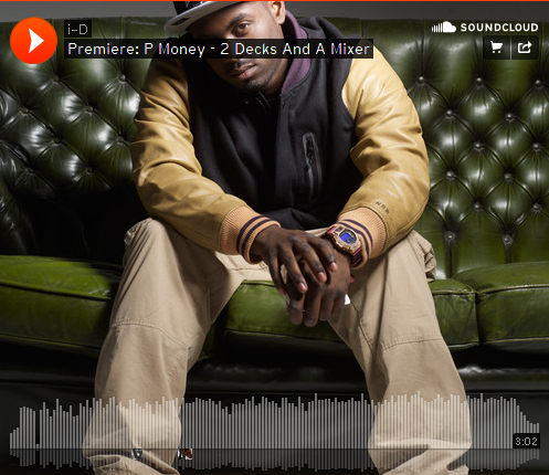 BRITHOPTV: [New Music] P Money  (@KingPMoney) - '2 Decks And A Mixer' | #Grime