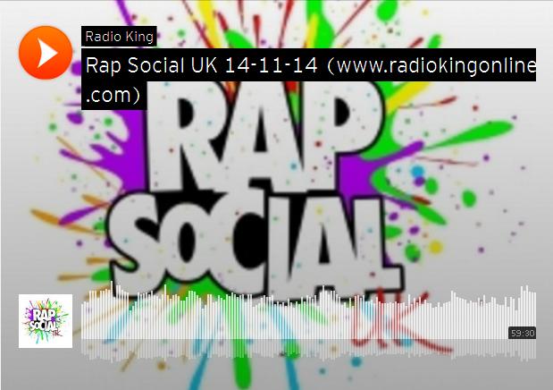 BRITHOPTV: [Radio Show] Rap Social Radio Show: 14th November 2014  [@JoeyClipstar/ @YanksCaesar] [@Radio_King] |#UKRap #UKHipHop