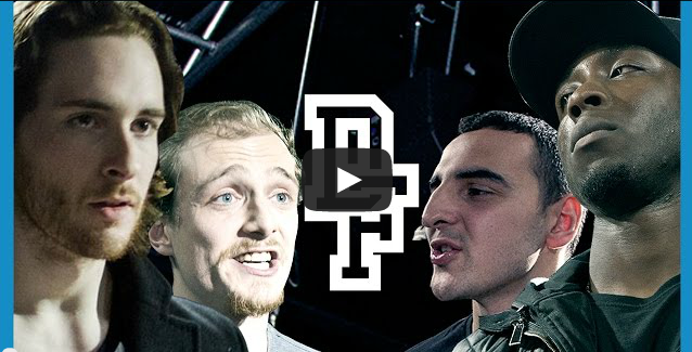 BRITHOPTV- [Battle Video] Shuffle T (@Shuffle_T) & Marlo (@MarloRapper) Vs Dialect (@Dialect1) & Zen (@ZenLeeds) [@DontFlop] - #UKHipHop #UKBattleRap