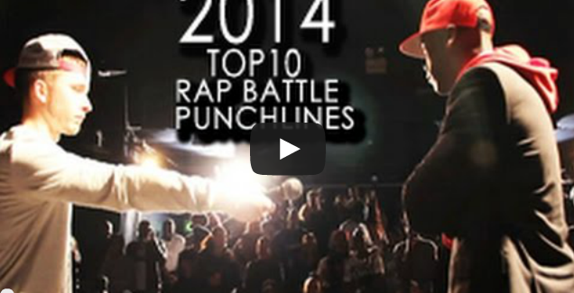 BRITHOPTV- [Battle Video] The Top 10 Best Rap Battle Punchlines of Jump Off (@JumpOffTV) 2014 - #UKHipHop #UKBattleRap.