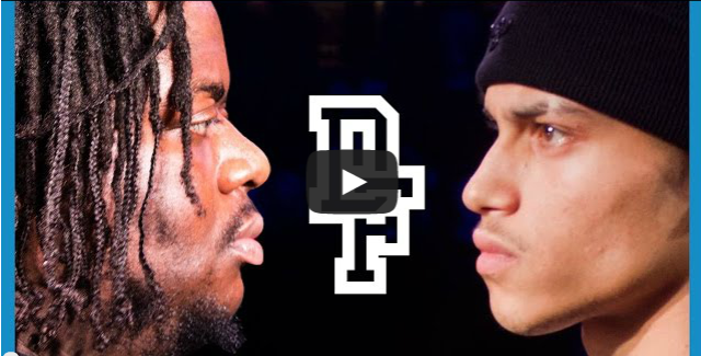 BRITHOPTV- [Battle Video] UK Vs USA- Gemini (@Gemini_LDN) Vs Big T (@BigTQMB) [ @DontFlop] - #HipHop #BattleRap