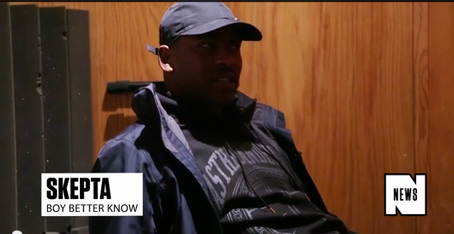 BRITHOPTV- [Documentary] P&P Presents- Skepta (@Skepta), Taking Grime From The Streets of London to the Studios of New York -#Grime.