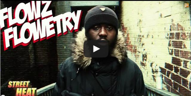 BRITHOPTV- [Freestyle Video] Flowz Flowetry (@MrFlowzFlowetry) – #StreetHeat Freestyle - #UKRap #UKHipHop
