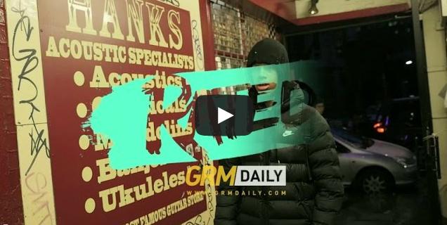 BRITHOPTV- [Freestyle Video] Izzie Gibbs (@IzzieGibbs) – ' #Rated' S-02 EP-18 [GRMDaily] - #Grime.