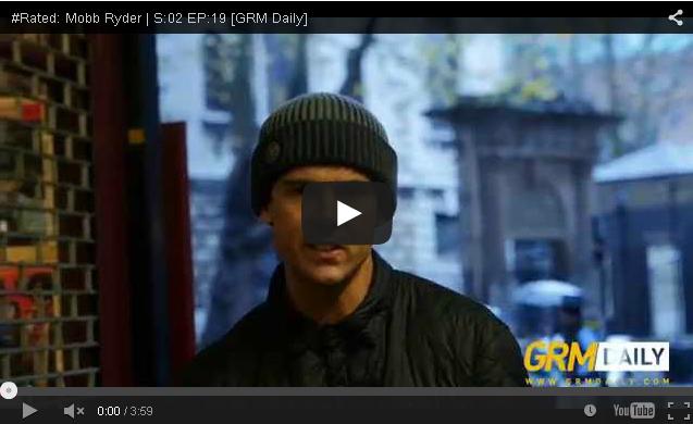 BRITHOPTV- [Freestyle Video] Mobb Ryder (@Mobb_Ryder) – ' #Rated' S-02 EP-19 [GRMDaily] - #UKRap #UKHipHop