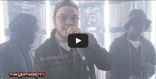 BRITHOPTV- [Freestyle Video] Music On Demand- Potter Payper (@ThePotterBK) & Illmade (@Illmade100) – #CribSession freestyle [@TimWestWood TV] - #UKRap #UkHipHop.