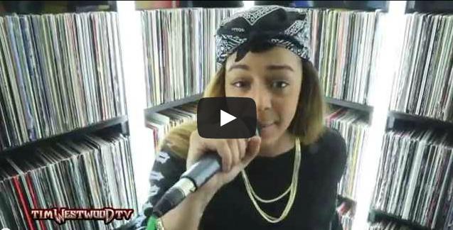 BRITHOPTV- [Freestyle Video] Paigey Cakey (@Paigey_Cakey) – #CribSession freestyle [@TimWestWoodTV] - #UKRap #UKHipHop
