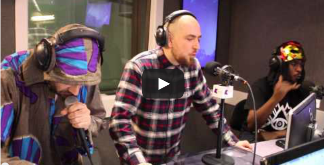 BRITHOPTV- [Freestyle Video] Strange U (@strange_u) and Jehst ( @jehstofficial) Live with DJ MK (@DJMK) & Shortee Blitz (@ShorteeBlitz)' on Kiss FM - #UKRap #UKHipHop