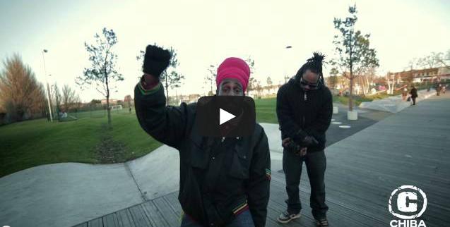 BRITHOPTV- [Freestyle Video] TB (@TBisTBEAR) & Ragga Zulu Rebel (@raggozulurebel) – ' #ChibaFreestyles' [@ChibaVisuals] - #UKRap #UKHipHop