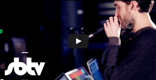 BRITHOPTV- [Live Performance] Beardyman (@beardyman) Digital World (Improvised) [Plugged-In] SBTV - #Rap #Experimental.
