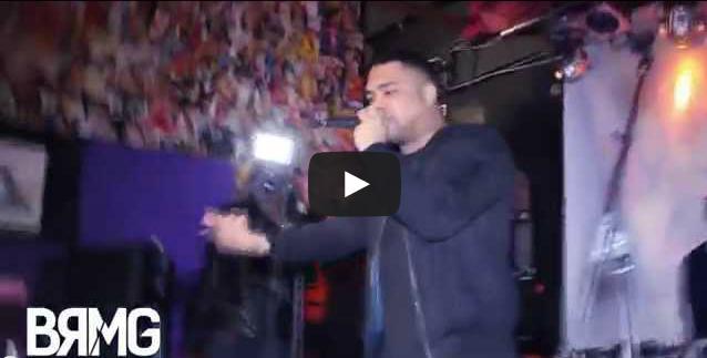 BRITHOPTV- [Live Performance] Blade Brown (@BladeMusic ) Little Torment (@LittleTorment) Vile Greeze (@VileGreeze) 'Chapter 20′ Shutdown [@BlueReignMG] - #UKRap #UKHipHop