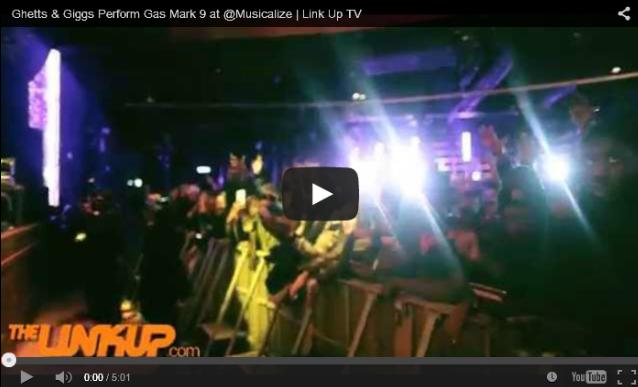 BRITHOPTV- [Live Performance] Ghetts (@JClarke_Ghetts) & Giggs (OfficialGiggs) Perform 'Gas Mark 9′ at @Musicalize - #Grime #UKRap