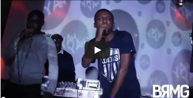 BRITHOPTV- [Live Performance] Little Torment (@LittleTorment) Performs Practice Live At 'Chapter 20 Launch' [@BlueReignMG] - #UKRap #UKHipHop -