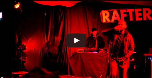 BRITHOPTV- [Live Performance] S.Kalibre (@S_Kalibre) Live @ 40 Ounce, The Rafters - #UKRap #UKHipHop.