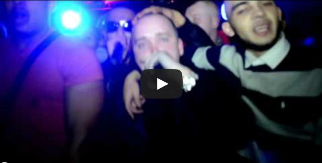 BRITHOPTV- [Live Performance] Skinz (@SkinzOfficial), Blade Brown (@BladeMusic), Mike GLC (@MikeGLC) & Louis Rei (@LouisRei) at Skinz (@SkinzOfficial) Mixtape Launch Party- #UKRa