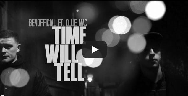 BRITHOPTV- [Music Video] Benofficial (@BenOfficial_RIP) – 'Time Will Tell Ft. Ollie Mac (olliecrack)' [Dir. @GlobalFaction]- #UKRap #UkHipHop.