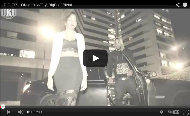 BRITHOPTV- [Music Video] Big Biz (@BigBizOfficial) – 'On A Wave' - #UKRap #UKHipHop