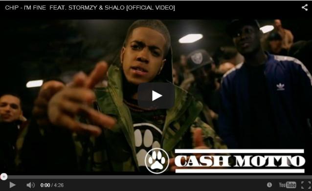 BRITHOPTV- [Music Video] Chip (@OfficialChip) – 'I'm Fine Stormzy, and Shalo' - #UKRap #UKHipHop