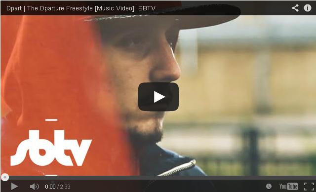 BRITHOPTV- [Music Video] D Part (@dpartartist) – 'The Dpature Freestyle' - #UKRap #UKHipHop