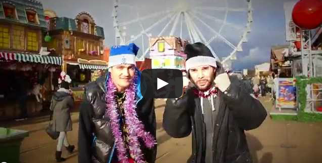 BRITHOPTV- [Music Video] Flabz (@Flabbadabbdoo) & Firts (@Firts) – 'Anti Christmas Song' [@EandDaniels TV] - #UKRap #UKHipHop.