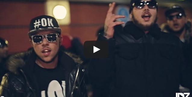 BRITHOPTV- [Music Video] Gino (@GinoGmanGi) & Jaykae (@ Jaykae _Invasion) – 'Now That I'm Out' Remix - #Grime.