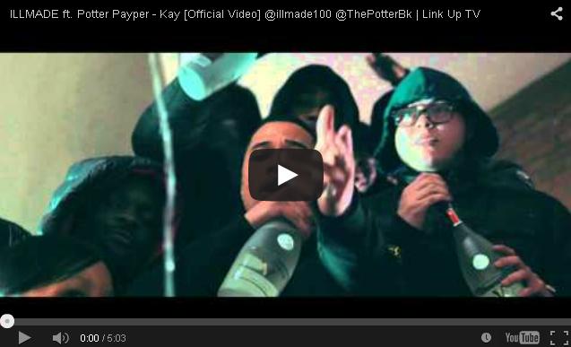 BRITHOPTV- [Music Video] ILLMADE (@illmade100) – 'Kay Ft. Potter Payper (@ThePotterBK)' - #UKRap #UKHipHop