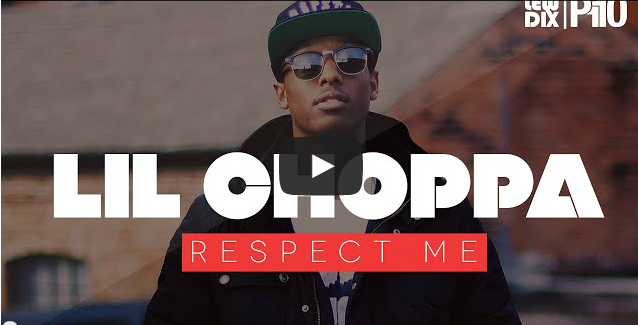 BRITHOPTV- [Music Video] Lil Choppa (@LilChoppzOnline) – 'Respect Me' (Prod. Prod By- @TripleBMM) [Visuals by- @LewisRDixon] - [@P110Media] - #Grime #UKRap