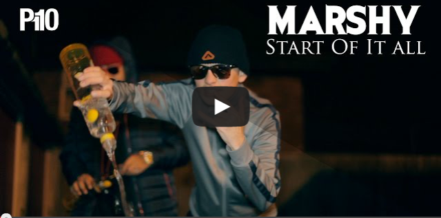 BRITHOPTV- [Music Video] Marshy (@MarshyOfficial) – 'The Start Of It All' [@P110Media] - #Grime