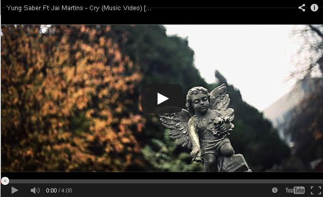 BRITHOPTV- [Music Video] Yung Saber (@YungSaber) – 'Cry Ft Jai Martins' - #UKRap #UKHipHop