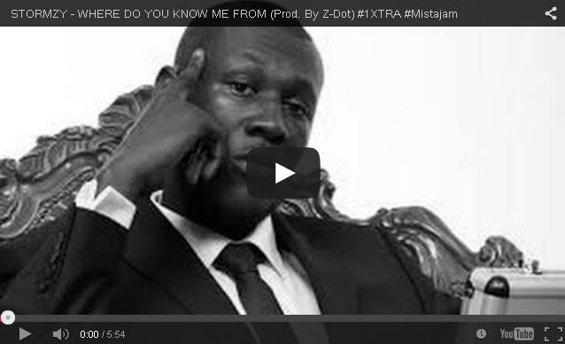 BRITHOPTV- [New Music] Stormzy (@Stormzy1) – 'Where Do You Know Me From' (Prod. By @Zdotproductions) #1XTRA #Mistajam - #Grime #UKRap