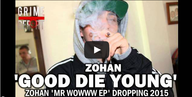 BRITHOPTV- [New Music] Zohan (@ZohanDNGDons) – 'Good Die Young' - #Grime
