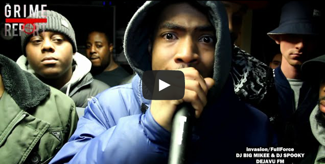 BRITHOPTV- [Video Set] Invasion Alert & Full Force + More w-@DjBigMikee & @SpartanSpooky [@dejavufm] - #Grime