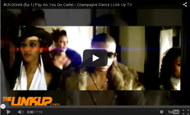 BRITHOPTV- [Web Show] #UKGGold- Pay As You Go Cartel – 'Champagne Dance' [S1- E01 ] - #Garage #Grime