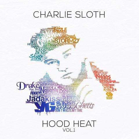 Charlie Sloth Hoot Hea Vol 1 Cover