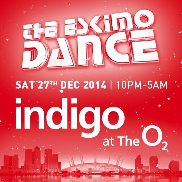 BRITHOPTV: [Event] Eskimo Dance:  @WileyUpdates @Skepta, @jammerBBk & More Saturday, December 27, 10 - 5am, indigo @ the O2   #Grime