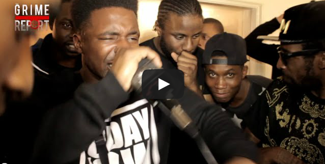 Grime Report Cypher
