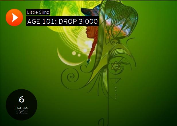 BRITHOPTV: [New Music] Little Simz (@LittleSimz) - 'Age 101: Drop 3|000' E.P. | #UKRap #UkHipHop