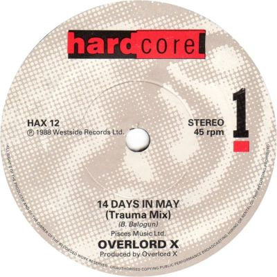 BRITHOPTV: [Old Skool Track Of The Day] Overlord X - '14 Days In May' [1988] | #UKRap #UKHipHop