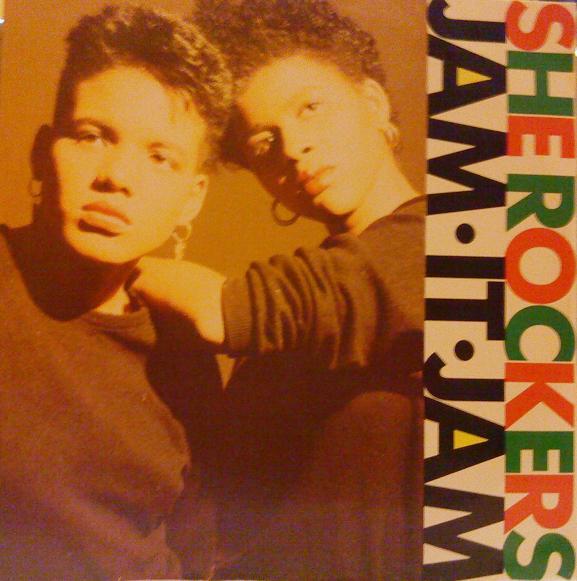 BRITHOPTV: [Old Skool Track Of The Day] She Rocker - 'Jam It Jam' [1990] | #UKRap #UKHipHop