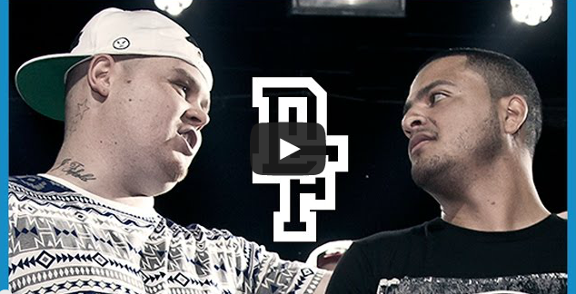 BRITHOPTV- [Battle Video] Big J (@BigJWest) Vs Uno Lavoz ( @UnoLavoz215) [@DontFlop] - #UKHipHop #UKBattleRap.