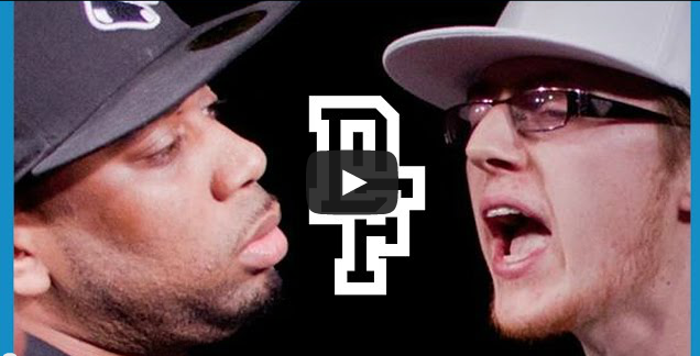BRITHOPTV- [Battle Video] Cee Major (@CeeMajor) Vs Chilla Jones (@chillajones) [ @DontFlop] - #HipHop #BattleRap.