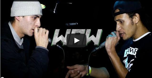 BRITHOPTV- [Battle Video] WAW Grime Clashes- RP (@ItsRPMC) Vs Judge Dread (@JudgeDreadKBU) [@wawgrimeclashes] - #Grime