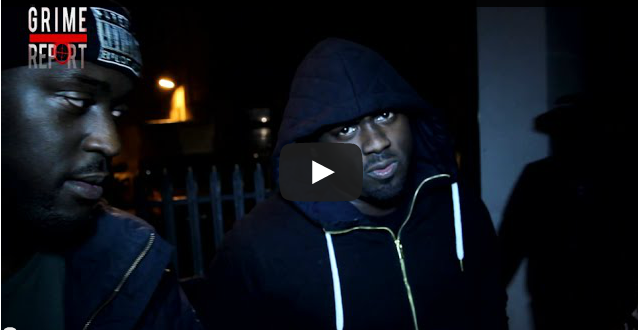 BRITHOPTV- [Behind The Scenes] P Money (@kingPMoney) , Blacks (@KingBlacks), Little Dee (@LittleDeeMusic), Jendor (@HollowmanJendor), Desperado (@Desperado_Ogz) – 'HeavyTrackerz' - #Grime