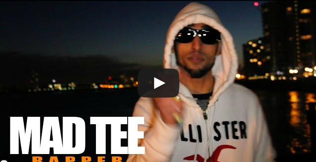 BRITHOPTV- [Freestyle Video] Mad Tee (@madtee_sho )- ' #FireInTheStreets' [@OfficialFITS ] - #UKRap #UKHipHop
