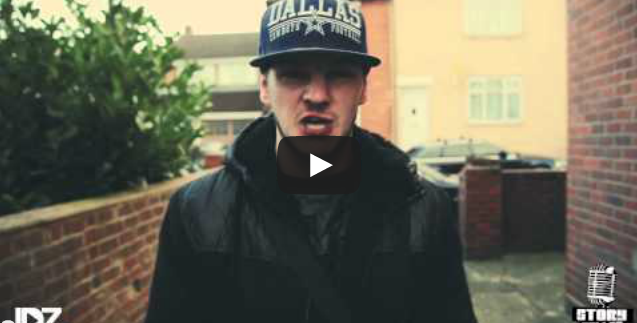 BRITHOPTV- [Freestyle Video] Tantksii (@Tantskii) – ' #StoryTeller' PT2 #Freestyle [@JDZMedia] - #UKRap #UKHipHop