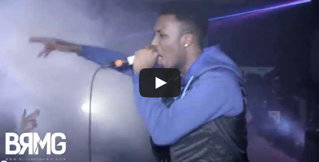 BRITHOPTV- [Live Performance] Novelist (@Novelists), Stormzy (@Stormzy) & The Square (@TheSquareMusic) @ Novelist's Secret Warehouse Party [@BlueReign] - #Grime