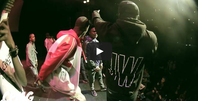 BRITHOPTV- [Live Performance] Sneakbo (@Sneakbo) Live at AlterEgo in Hackney Empire feat Timbo Moelogo (@Moelogo) Filmed by @ColversOfficial - #UKRap.