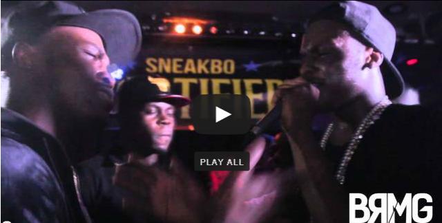 BRITHOPTV- [Live Performance] Sneakbo (@Sneakbo) Secret 'Certified' Concert [@BlueReignMG] - #UKRap