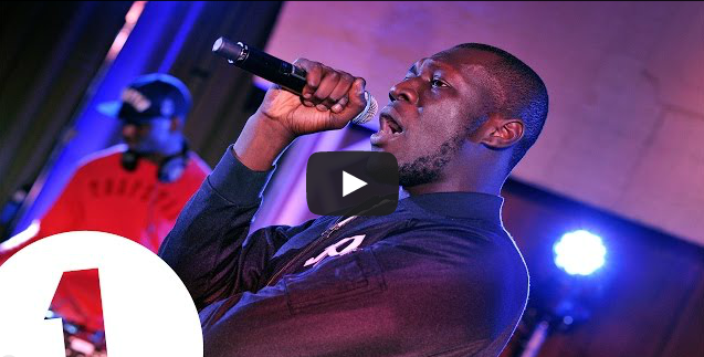 BRITHOPTV- [Live Performance] Stormzy (@Stormzy1) 'Not That Deep' (Live at the Future Festival 2015) [@BBCR1] - #UKRap