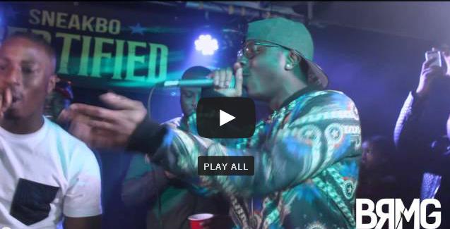 BRITHOPTV- [Live Performance] STP (@TimboSTP @MitchSTP) Shutdown Sneakbo's (@Sneakbo) Certified Concert (Part 1) [@BlueReignMG ] - #UKRap.